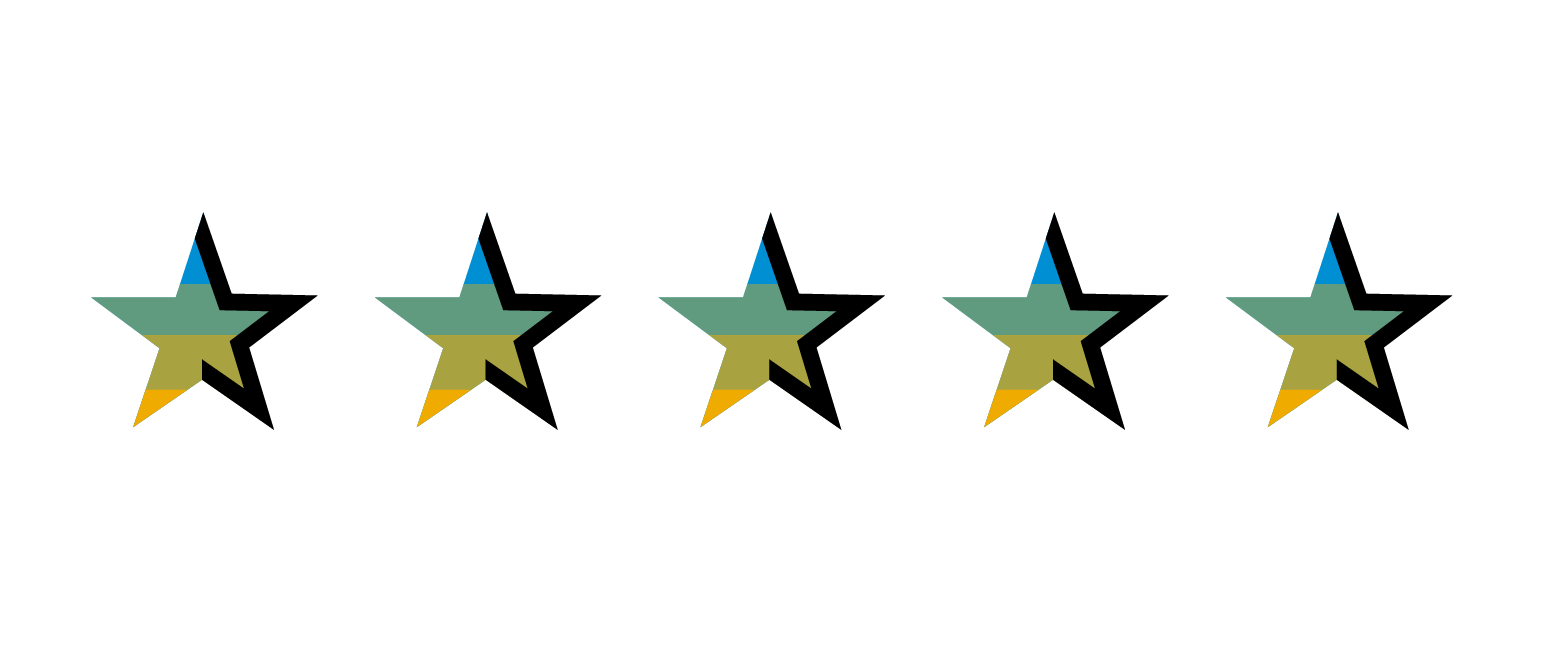Image of rating stars