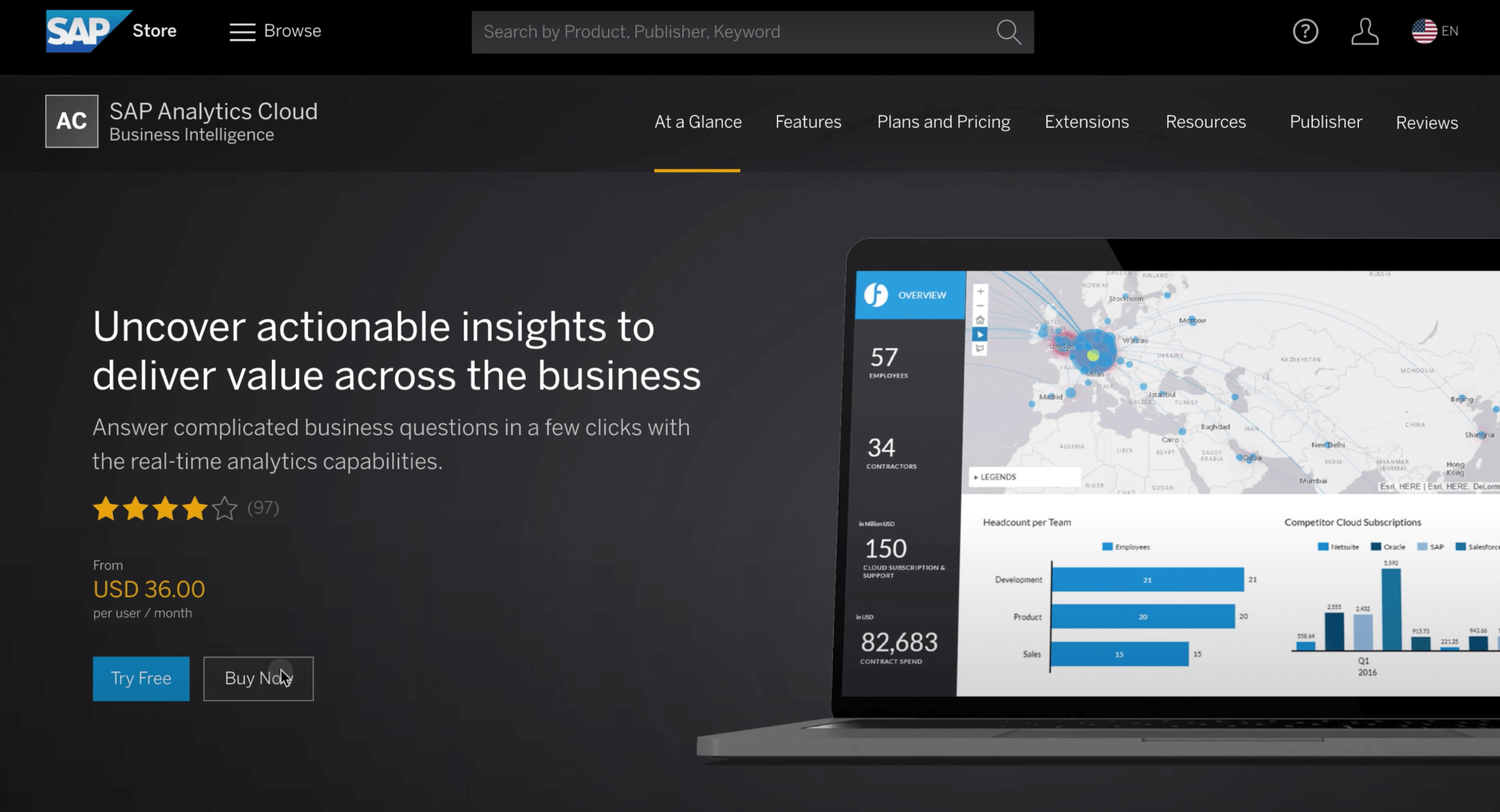 Introducing the new SAP Store